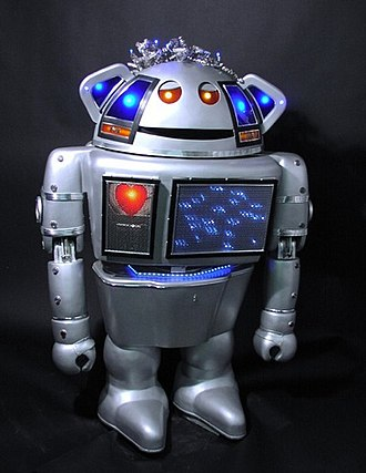 Metal Mickey - Metal Mickey, a robot character on UK children's television in the 1980s