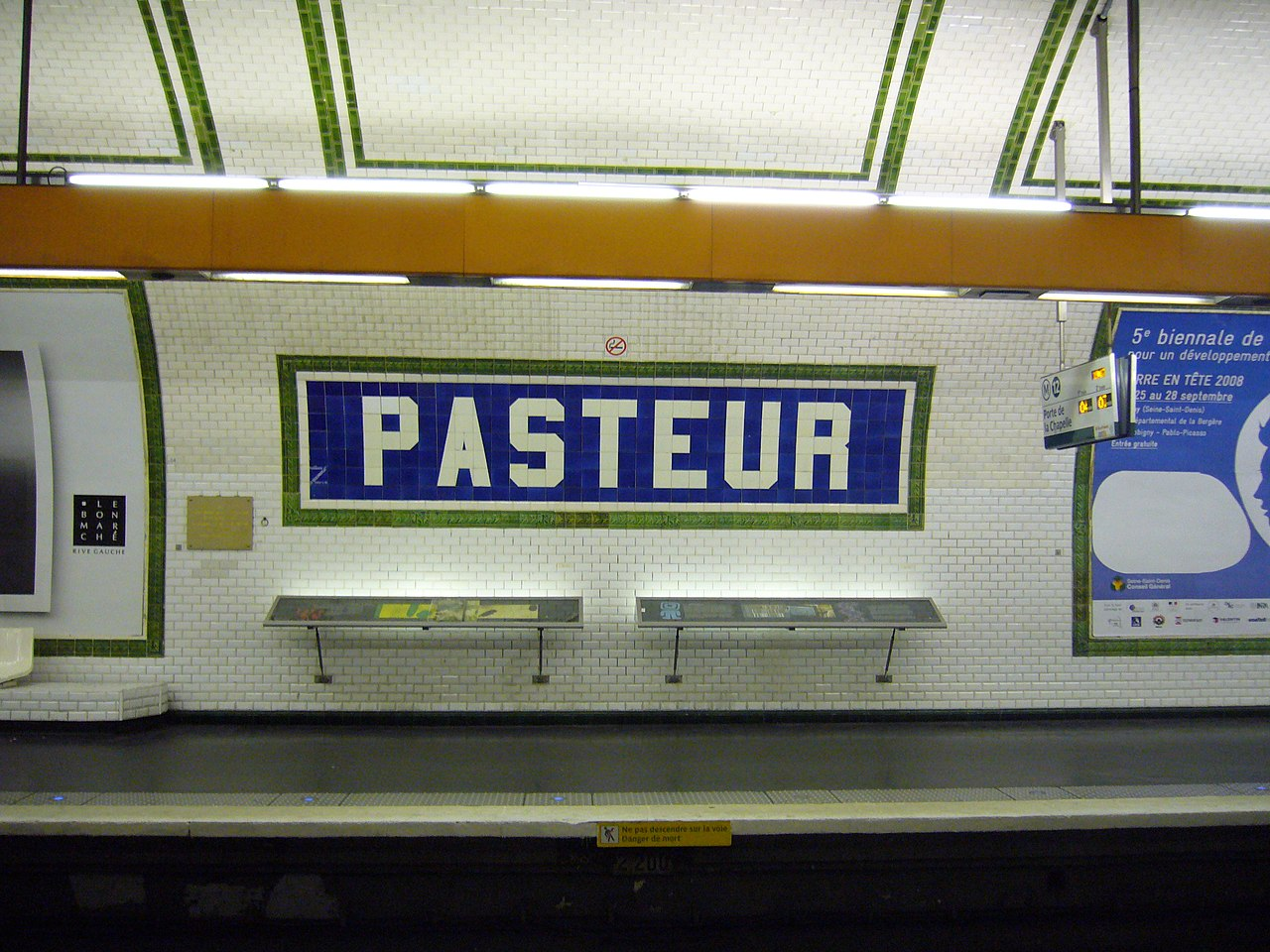 File Metro Paris Ligne 12 Station Pasteur Wikimedia Commons