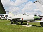MiG-21bis at Central Air Force Museum Monino pic1.JPG