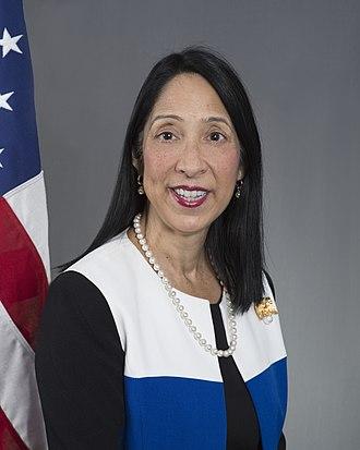 Michele J. Sison - Image: Michele Sison official photo