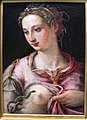 Michele di ridolfo (scuola), suicidio di cleopatra, 1560 ca. 02.JPG