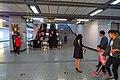 Mid-north inter-platform of Zhonglou Station (20171002122824).jpg