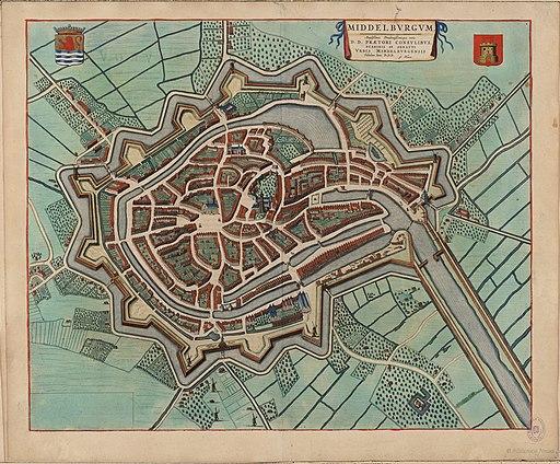Middelburg 1649 Blaeu³