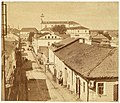 Miensk, Daminikanskaja. Менск, Дамініканская (J. Kuračynski, 1880-89).jpg