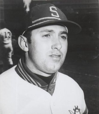 Mike Marshall (pitcher) - Marshall in 1969