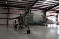 Mikoyan-Gurevich MiG-23UB Flogger-C RFront CWAM 8Oct2011 (14630928235).jpg