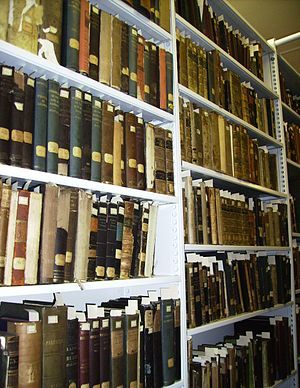 Oxford Centre for Hebrew and Jewish Studies - Muller Library collections