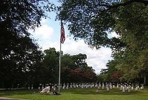 Milton Cemetery - Image: Milton Cemetery MA 02