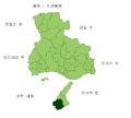 Minamiawaji in Hyogo Prefecture ko.png