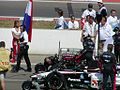 Minardi at the start grid at the 2003 Hungarian Grand Prix.jpg