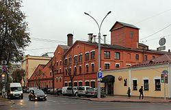 Minsk. Alivaryja Brewery buildings.jpg