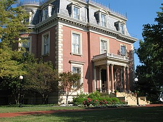 Missouri Governors Mansion building in Missouri, United States
