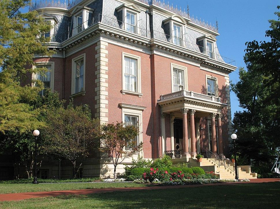 Missouri-governor-mansion