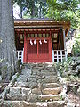 Mitake shrine Okunoin.JPG
