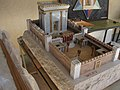 Model of Second Temple made by Michael Osnis from Kedumim 08.jpg