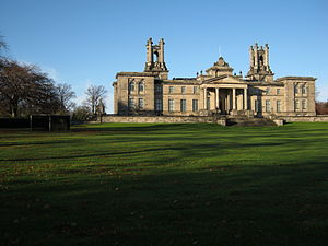 Scottish National Gallery of Modern Art - Scottish National Gallery of Modern Art Two, exterior