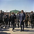 Mohammad Reza Pahlavi and John F. Kennedy in USA (April 1962).jpg