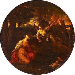 Hagar and Ishmael