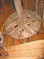Molen tot Voordeel en Genoegen gaffelwiel 10 juni 2008.jpg