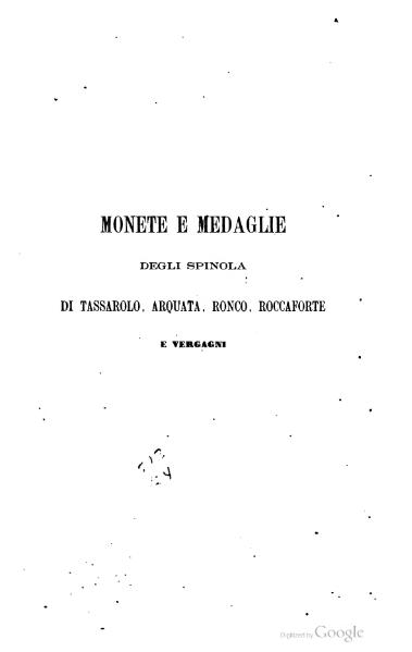 File:Monete e medaglie degli Spinola.djvu