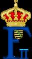 Monogram Fernando II of Portugal (option).png