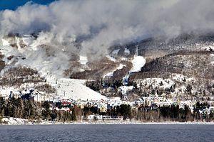 Mont-Tremblant, Quebec - Mont-Tremblant, December 2011