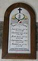 Montagnac-d'Auberoche église mémorial.JPG