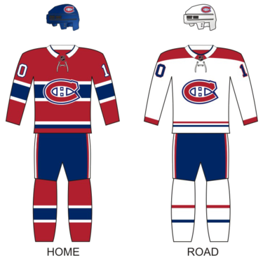 Team uniforms Montreal canadiens unif.png
