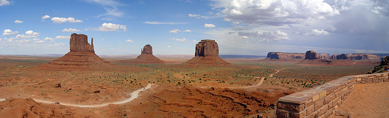 File:Monument valley panoramic.jpg