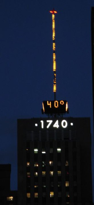 1740 Broadway - Image: Mony building