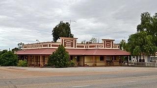 Moorine Rock, Western Australia Town in Western Australia