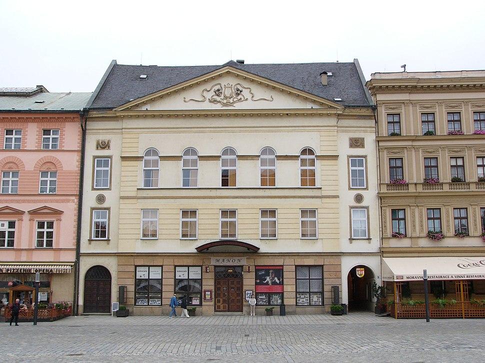 Moravske divadlo