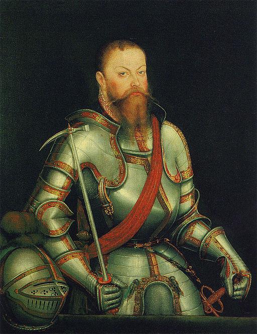 Moritz von Sachsen, 1578