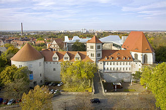 Moritzburg (Halle) - Moritzburg