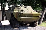 Moscow Suvorov Military School armored vehicles and tanks collection Part2 45.jpg