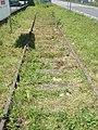 Moselbahn tracks in Trier in July 2016.JPG