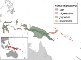 Mosia nigrescens distribution.png