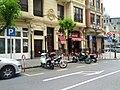 Motorcycle bicycle parking corral (18185616814).jpg
