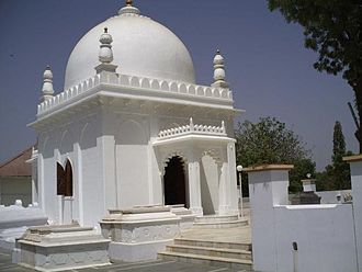 Islam in India - Mausoleum of 1 st Wali–ul–Hind:Moulai Abadullah, Khambat, Gujarat, era 1050–1100 CE.