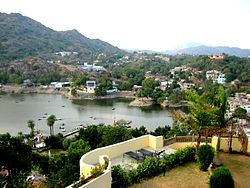 Nakki Lake bei Mount Abu
