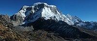 Mountain Range in Northern Sikkim.jpg