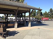 Mountain View CA train station and light rail.jpg