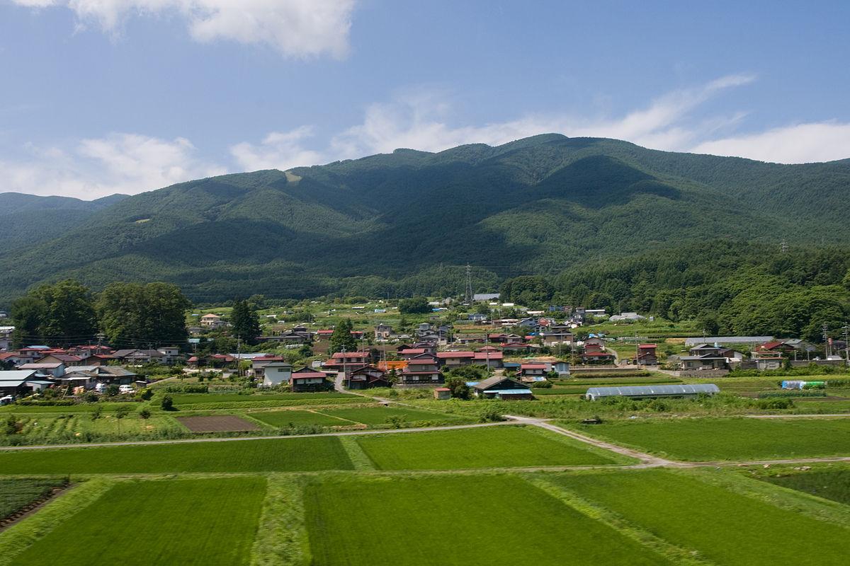 郡 富士見 町 県 諏訪 長野