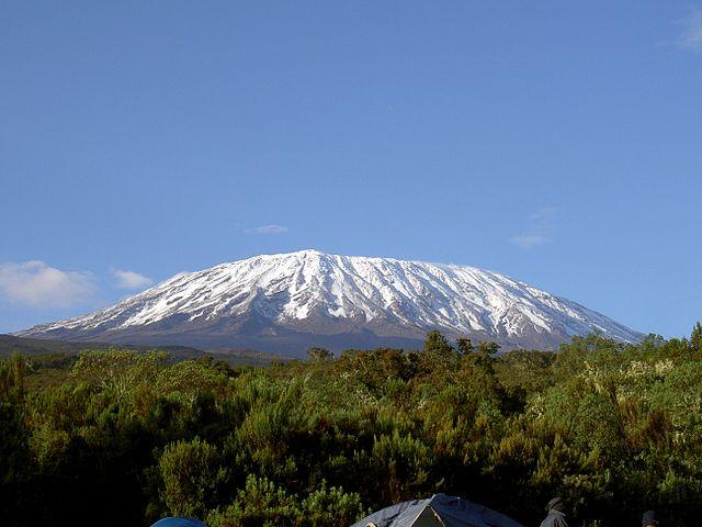 Tanzania, Kilimanjaro - najkrajšie sopky sveta
