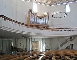 Muenchen St Maximilian Kolbe Orgel.jpg