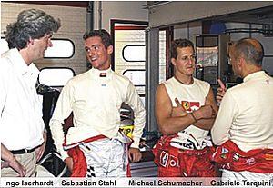 Mugello Iserhardt Stahl Schumacher