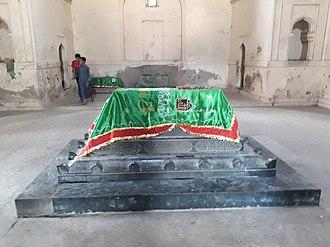 Sultan Muhammad Qutb Shah - Muhammad Qutb Shah's tomb