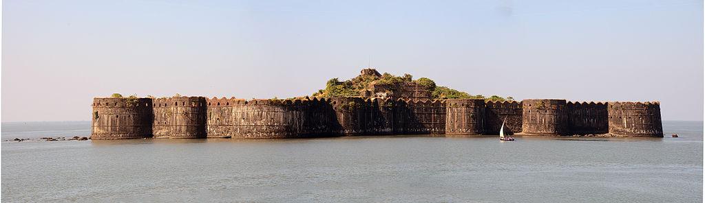 Murud Janjira Panoramic View