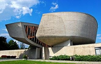 Banská Bystrica - Museum of the Slovak National Uprising