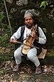 Musician, Gangtok, Sikkim, India (8083874226).jpg